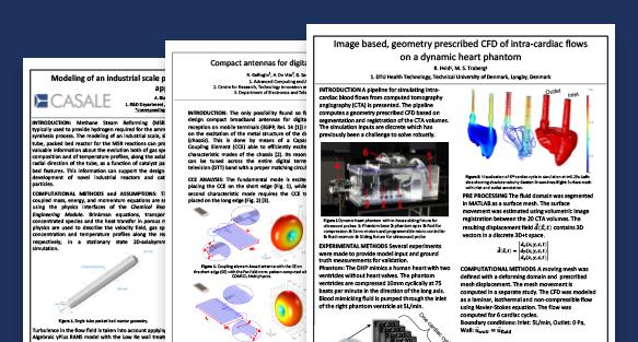 Mejores artículos y pósteres de la Conferencia europea de COMSOL 2020