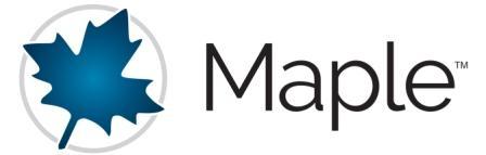 Maplesoft anuncia el lanzamiento de Maple 2019
