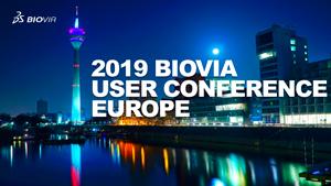 Conferencia de Usuarios de BIOVIA 2019