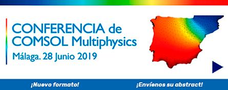 Conferencia de COMSOL Multiphysics (Málaga, 28 de junio de 2019)