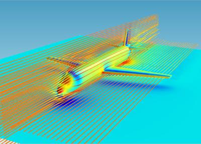 Modelado de flujo de fluidos con COMSOL Multiphysics