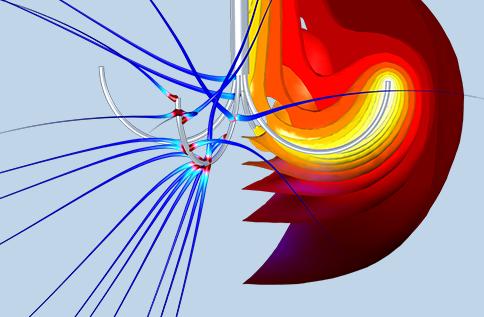 Ponencias magistrales sobre simulación de aplicaciones biomédicas con COMSOL