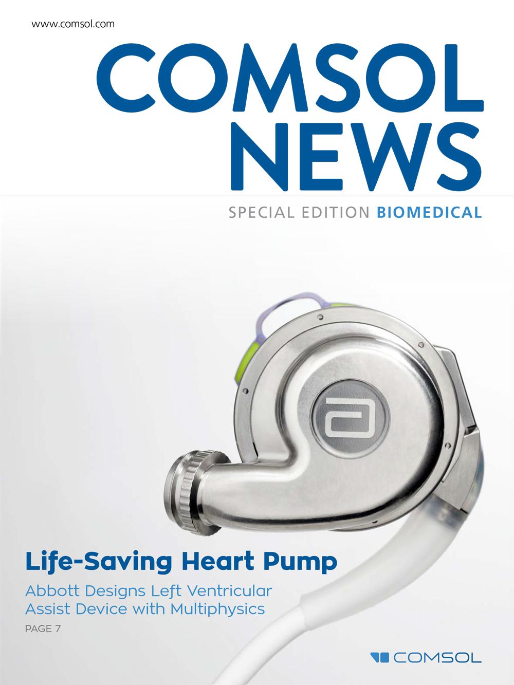 COMSOL News - Edición especial para biomedicina