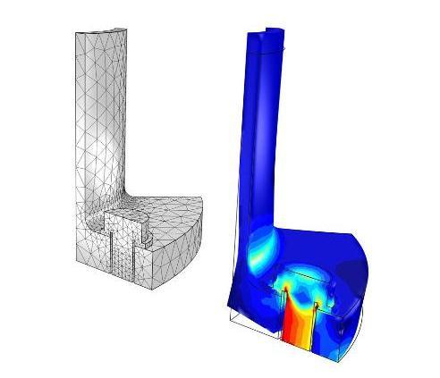 Simulaciones en mecánica de sólidos con COMSOL Multiphysics