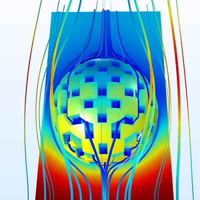 Simulación con COMSOL Multiphysics