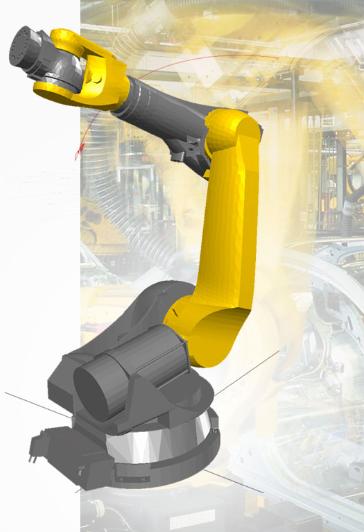 Brazo mecánico modelado con MapleSim