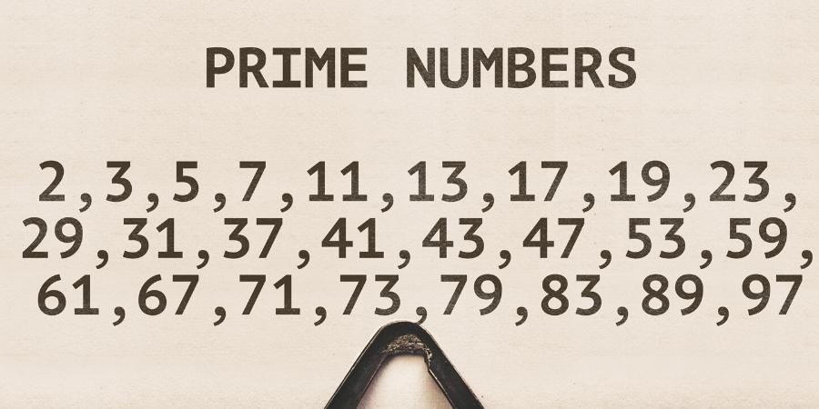 Un programa para generar números primos en Mathcad