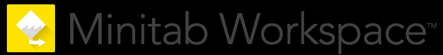 Minitab Workspace