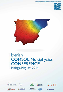 Iberian COMSOL Multiphysics Conference 2014 – Málaga, May 29, 2014: Conference book, abstracts and papers