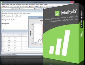 Trial de Minitab 17.3.1.0