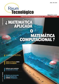 fórum Tecnológico 10 (año 2007)