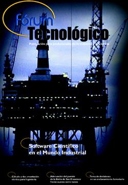 fórum Tecnológico 01 (febrero 2002)