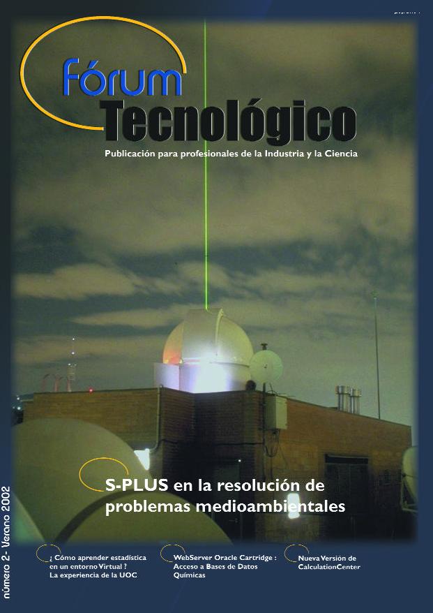 fórum Tecnológico 02 (verano 2002)