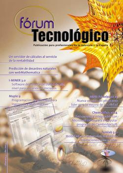 fórum Tecnológico 05 (año 2003)