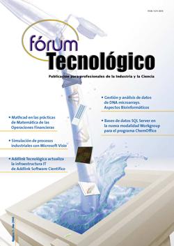 fórum Tecnológico 07 (año 2004)