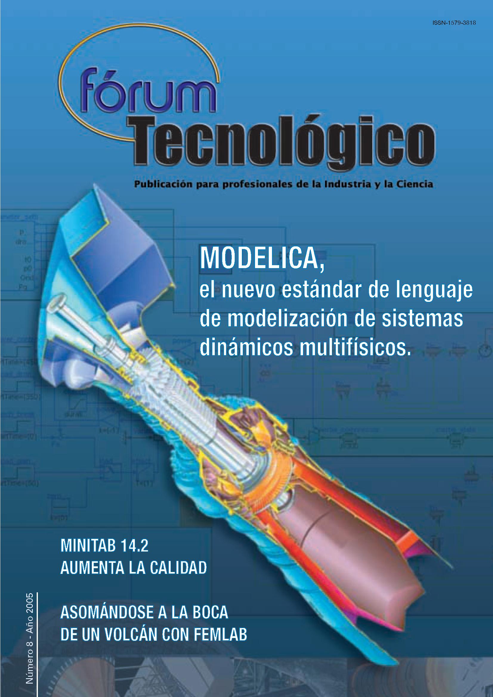 fórum Tecnológico 08 (año 2005)