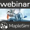 Webinar: Simulación simbólica multidominio con MapleSim