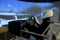 Simulador de conducción basado en MapleSim