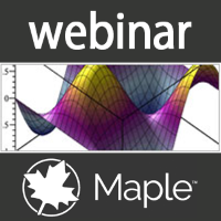 Webinar: Primer vistazo a Maple