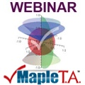 Webinar: Introducción a Maple T.A.